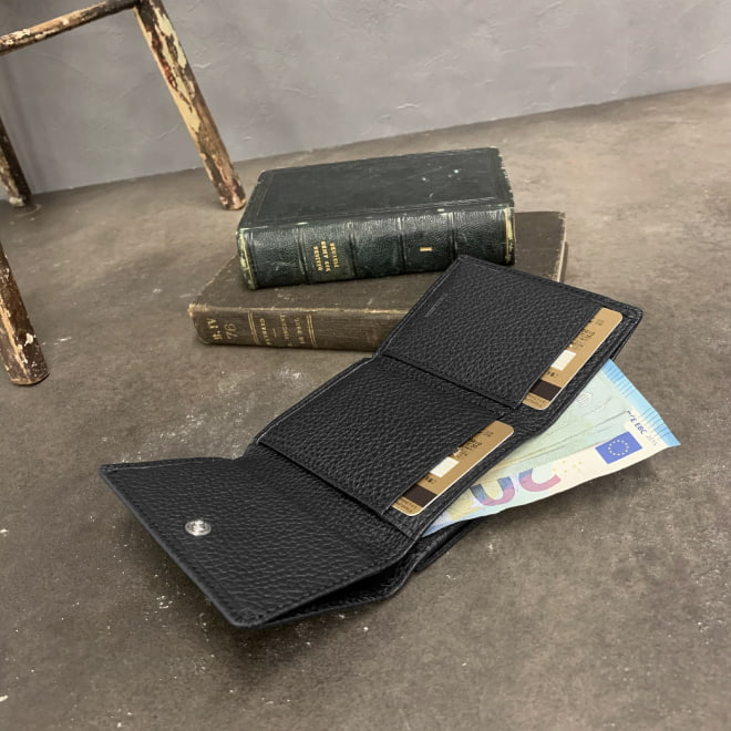 極小財布  BECKER(ベッカー)日本製