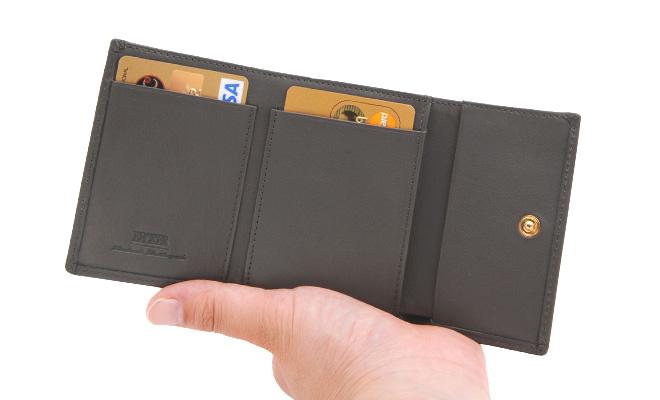 ベッカー極小財布ECKERミニ財布サイフ
