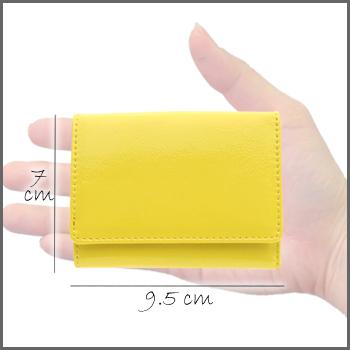 ミニ財布ブームの火付け役!ベッカー極小財布