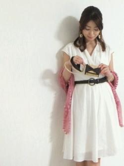 読者モデル×極小財布
