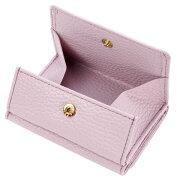 極小財布 BOX型 イタリアンレザー/ADRIA 『ライラック』 BECKER(ベッカー)日本製 \16,500(税込)