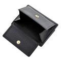 極小財布 ディアスキン(ブラック)ベーシック型小銭入れ 鹿革 BECKER(ベッカー)ドイツ製