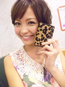 矢野未希子さんブログ掲載
